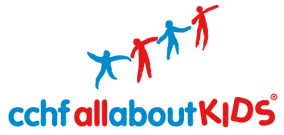 CCHF All about Kids Logo